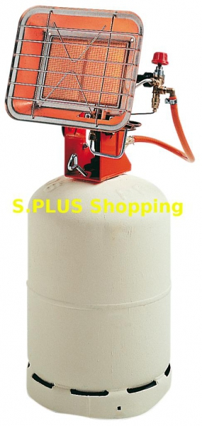 radiant gaz portable sur bouteille solo p 823 ca. Black Bedroom Furniture Sets. Home Design Ideas